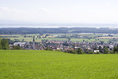 View on the lake constance Stock Photos
