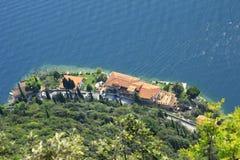 View on lake Garda Royalty Free Stock Photos