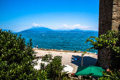 View of Lake Garda Stock Images