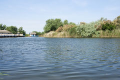 View on lake Royalty Free Stock Photography