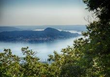 View of Lake Royalty Free Stock Photos