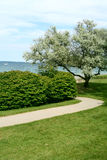 A View of Lake Michigan Royalty Free Stock Photo