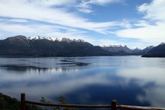 Patagonia Lake Royalty Free Stock Images