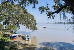View of lake tana near bahir dar ethiopia Stock Photography