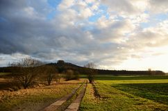 View landscape Royalty Free Stock Image