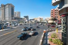 View of the Las Vegas Stock Photo