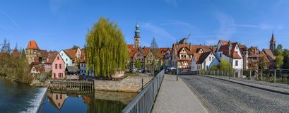 View of Lauf an der Pegnitz, Germany Stock Photos