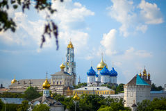 View of Lavra Royalty Free Stock Images