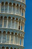 The Leaning Tower in Pisa, Italy royalty free stock photos