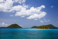 Leinster Bay, St John, USVI Royalty Free Stock Photos