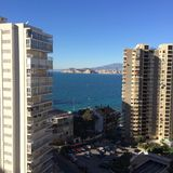 View of Levante. Nice winters day in Levante Royalty Free Stock Photos