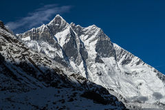 View of the Lhotse Royalty Free Stock Photo