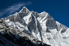 View of the Lhotse Royalty Free Stock Images