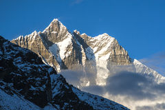 View of the Lhotse Stock Photo