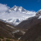 View of the Lhotse Stock Photos