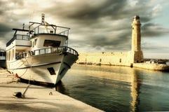 Rethimno, Crete, Greece Royalty Free Stock Images
