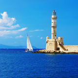 Chania, Crete, Greece Stock Images