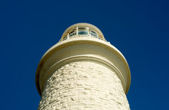 View of lighthouse elevation Royalty Free Stock Photography