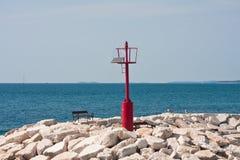 Lighthouse. Fazana, Croatia Royalty Free Stock Photography