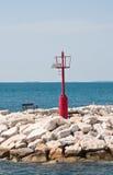 Lighthouse. Fazana, Croatia Stock Photos