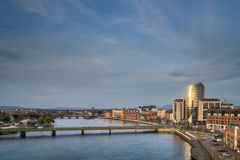 View of Limerick city Stock Photography