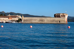 View Of Linguella Tower, Portoferraio, Elba Island Royalty Free Stock Images