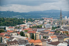 View on Linz Stock Photography