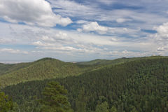 View from Lion Gate Rock Royalty Free Stock Photo