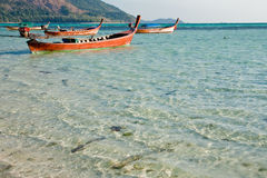 View of Lipe island, south of Thailand Stock Images