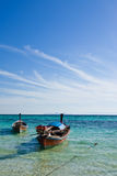 View of Lipe island, south of Thailand Stock Photos