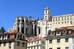View of Lisbon Royalty Free Stock Photos