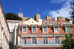 View of Lisbon Royalty Free Stock Images