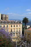 View of Lisbon Stock Photography