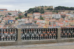 View of Lisbon Stock Photo