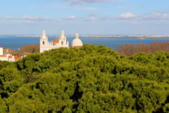 View of Lisbon Stock Images