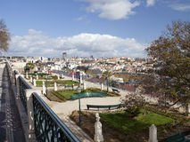 View on Lisbon, Portugal Royalty Free Stock Image