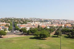 View of Lisbon Royalty Free Stock Photography