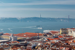 View of Lisbon. Stock Photo