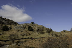 View of little langdale Stock Image