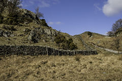 View of little langdale Royalty Free Stock Photos