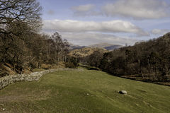 View of little langdale Stock Photos