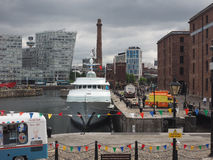 View of Liverpool Royalty Free Stock Photos