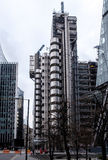 View of Lloyds of London building Royalty Free Stock Image