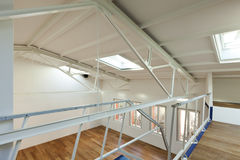 View of loft Stock Photos
