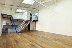 View of the loft Stock Photos