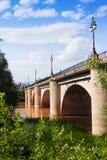 View of Logrono. Puente da Piedra Royalty Free Stock Photo