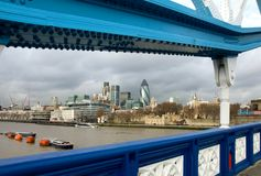 A View of London Stock Image