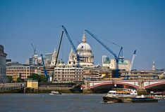 View of London Royalty Free Stock Photography