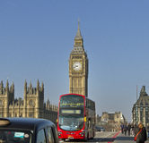 View in London. Royalty Free Stock Image