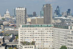 View of London Royalty Free Stock Image